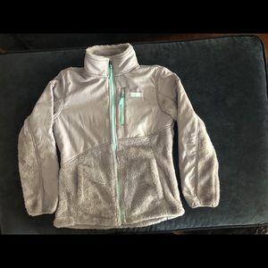 32 degrees fleece jacket for girls. Size 10/12